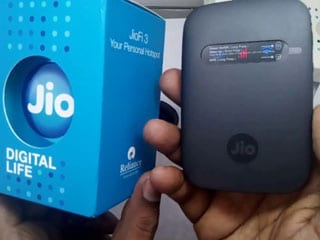 Upgrade Jiofi Firmware